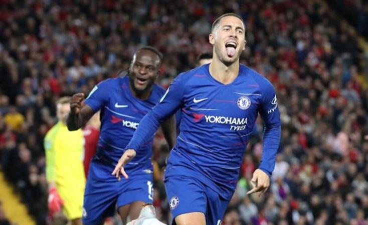 Hazard tiết lộ bến đỗ có thể giúp anh đoạt Quả bóng vàng - Bóng Đá