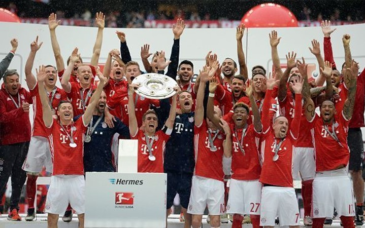3 lý do khiến Bayern Munich khủng hoảng: