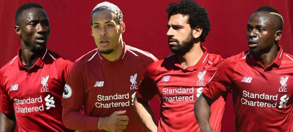 CĐV Liverpool chọn ra cái tên quan trọng nhất giữa Van Dijk, Salah, Mane và Keita - Bóng Đá