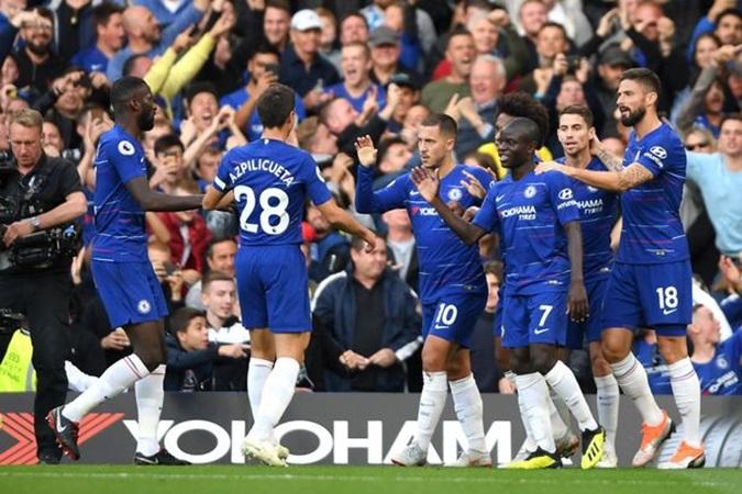 Đây, cái tên giúp Chelsea thăng hoa mùa này và đó không phải Hazard - Bóng Đá
