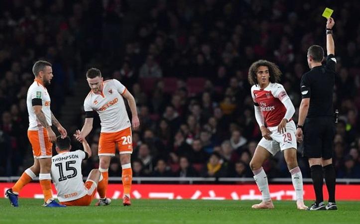 Arsenal chính thức mất trụ cột quan trọng trước đại chiến Liverpool - Bóng Đá