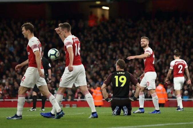 Arsenal sẽ trắng tay trước Liverpool vì