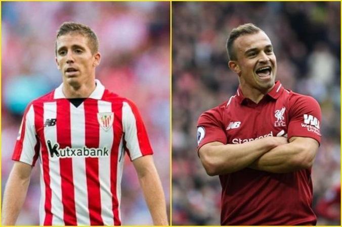 Liverpool sẵn sàng hy sinh Shaqiri vì