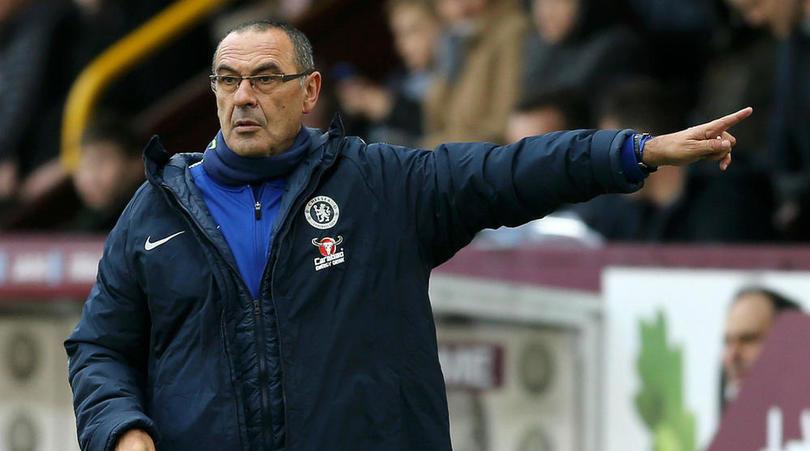 Sarri cho rằng Chelsea nên học tập Man City một điều - Bóng Đá