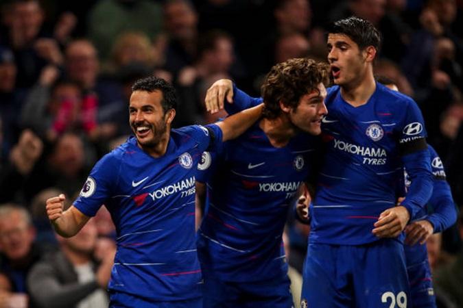 Hạ Crystal Palace, sao Chelsea gửi