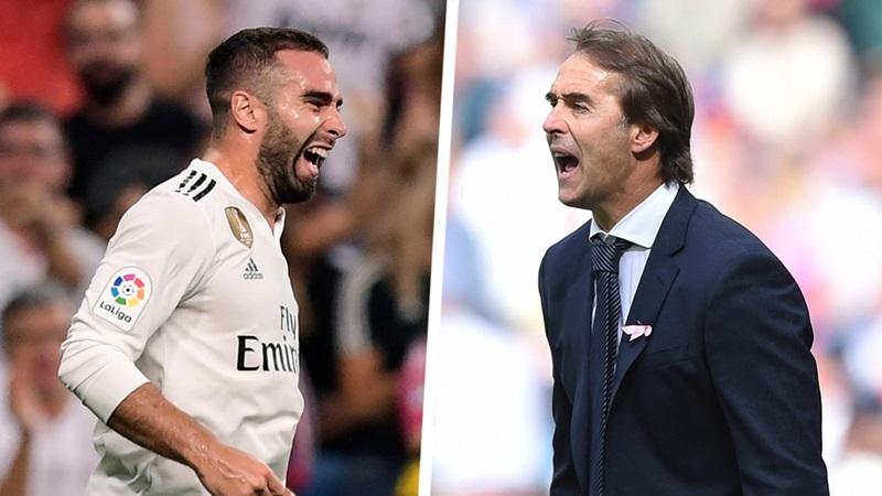 Bất ngờ! Sao Real Madrid khen Lopetegui giỏi hơn cả Zidane - Bóng Đá