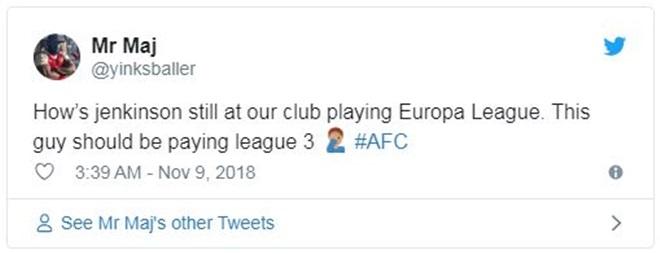 Arsenal chia điểm, CĐV chỉ trích thậm tệ cái tên 2 năm liền mới được đá chính - Bóng Đá