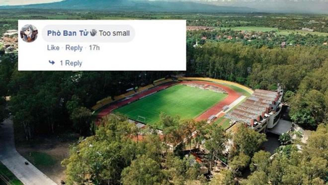 Tuyển Việt Nam sẽ đá trận bán kết lượt đi trên SVĐ tồi tàn nhất AFF Cup - Bóng Đá