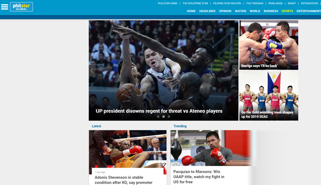 Philippines thua Việt Nam, truyền thông nước nhà chẳng quan tâm - Bóng Đá