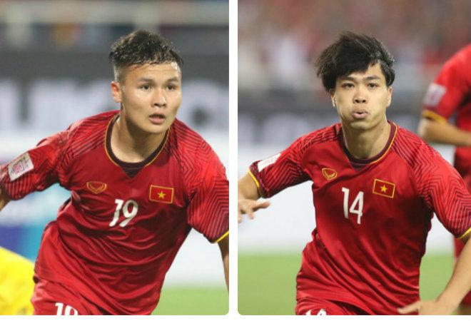 Xác nhận! Quang Hải, Công Phượng có thể vắng mặt khi Việt Nam đấu Malaysia - Bóng Đá