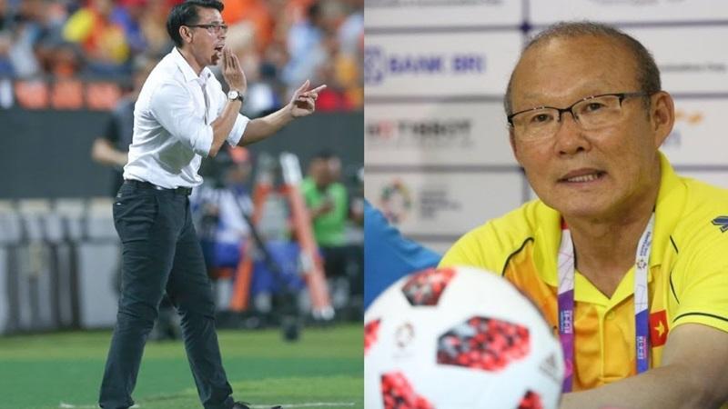 Tiết lộ mối quan hệ bí mật giữa thầy Park và HLV Malaysia, Tan Cheng Hoe - Bóng Đá