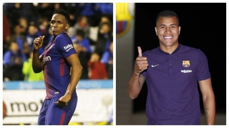 Tân binh Barcelona tiết lộ cái tên