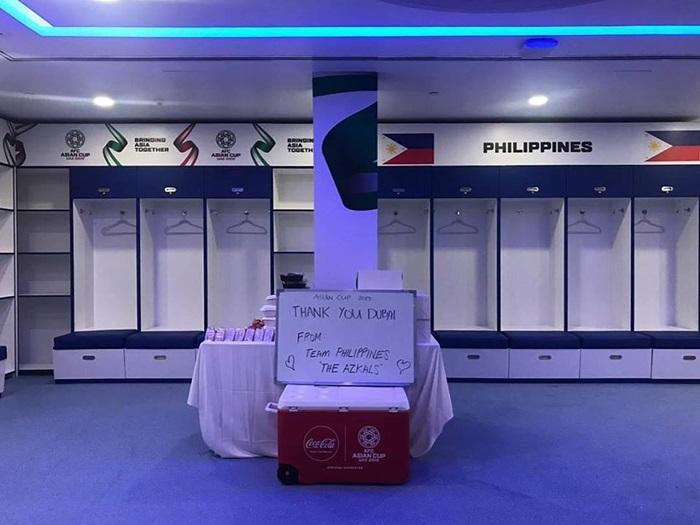 Thua sát nút Hàn Quốc, Philippines vẫn làm Asian Cup