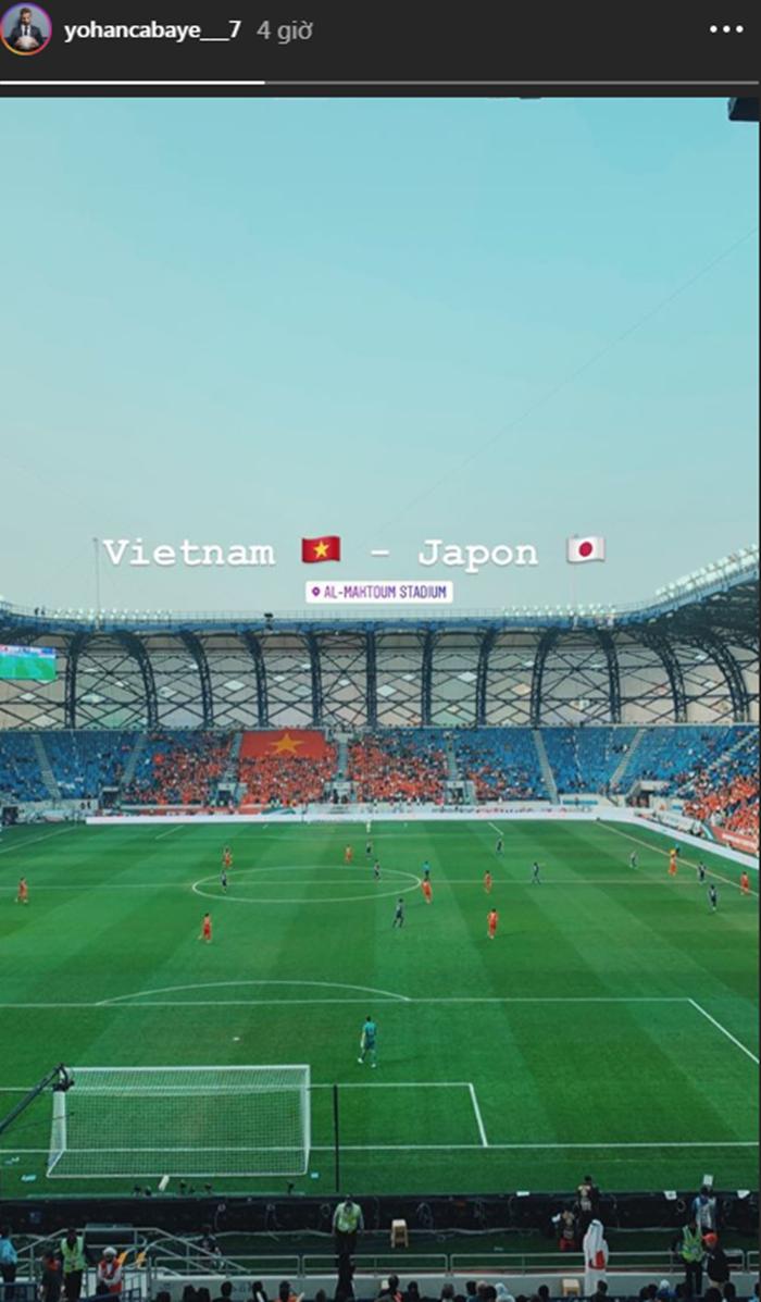 Hâm mộ Quang Hải, cựu sao tuyển Pháp đích thân đến xem trận Việt Nam - Nhật Bản - Bóng Đá