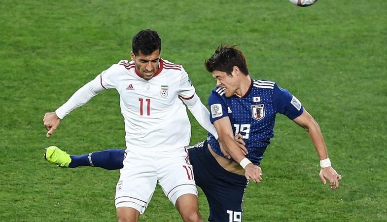 Tuyển Iran sau trận thua Nhật Bản: