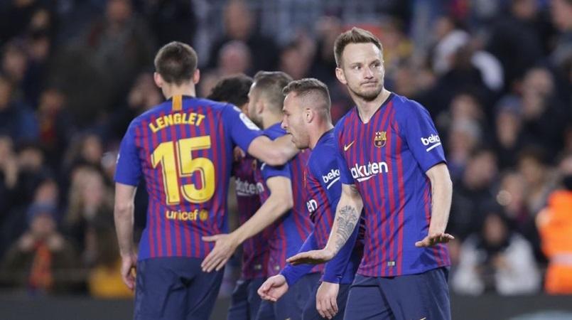 Đụng Real Madrid ở bán kết, HLV Barcelona chỉ dùng 2 từ để miêu tả đối thủ - Bóng Đá