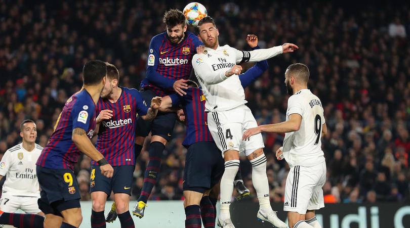 Barca chia điểm, Pique chỉ ra cái tên Real Madrid xứng đáng bị đuổi - Bóng Đá