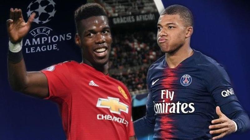 Đây, điều đặc biệt sẽ xuất hiện trong trận Man Utd - Paris Saint-Germain - Bóng Đá