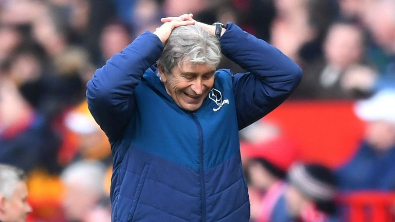 Thua đau Man United, HLV West Ham càng thêm bức xúc vì 1 điều - Bóng Đá