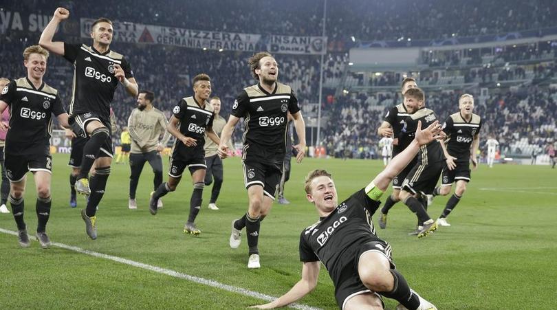 Cho Ronaldo nếm mùi thất bại, Cậu bé vàng Ajax nói 1 lời đanh thép - Bóng Đá