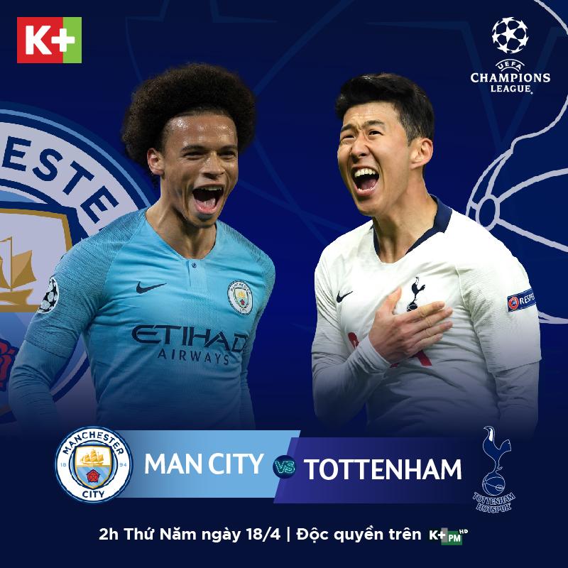 Tứ kết lượt về Champions League: Man City đối mặt thử thách lớn - Bóng Đá