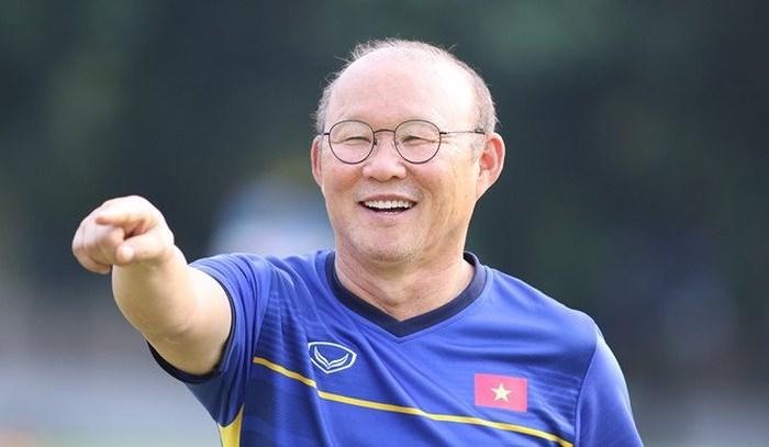 HLV Park Hang-seo hé lộ về thông tin bản hợp đồng với VFF - Bóng Đá