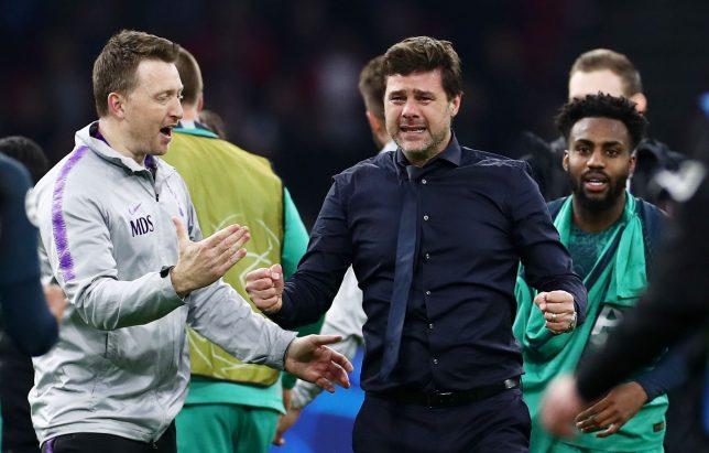 Tottenham thắng kịch tính Ajax: Pochettino, hãy cứ khóc nữa đi! - Bóng Đá
