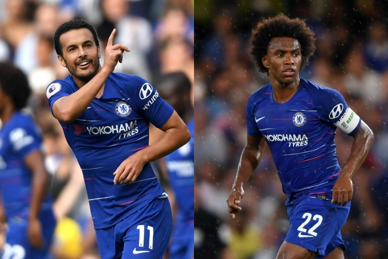 Nếu Hazard ra đi, hàng công của Chelsea