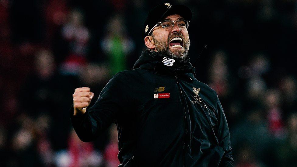 Liverpool chưa vô địch, Klopp đã sắp có