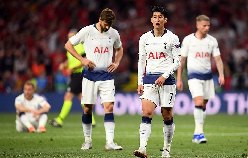 Thua Liverpool, Tottenham bị