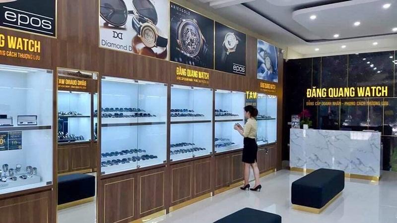 Ưu đãi giảm giá lên đến 25% Tuần lễ trải nghiệm mua sắm đỉnh cao với Đồng Hồ - Kính Mắt Đăng Quang - Bóng Đá
