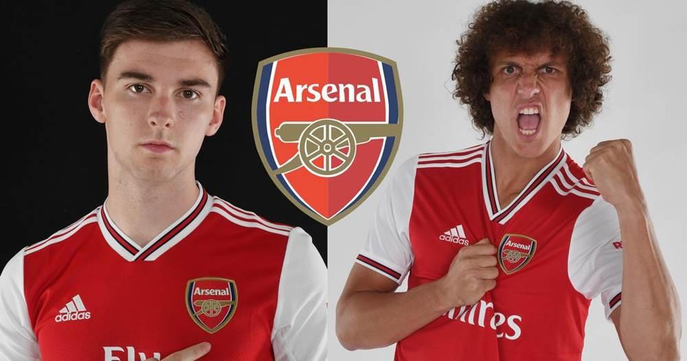 Mua 2 tân binh khủng, Arsenal sẽ tái hiện