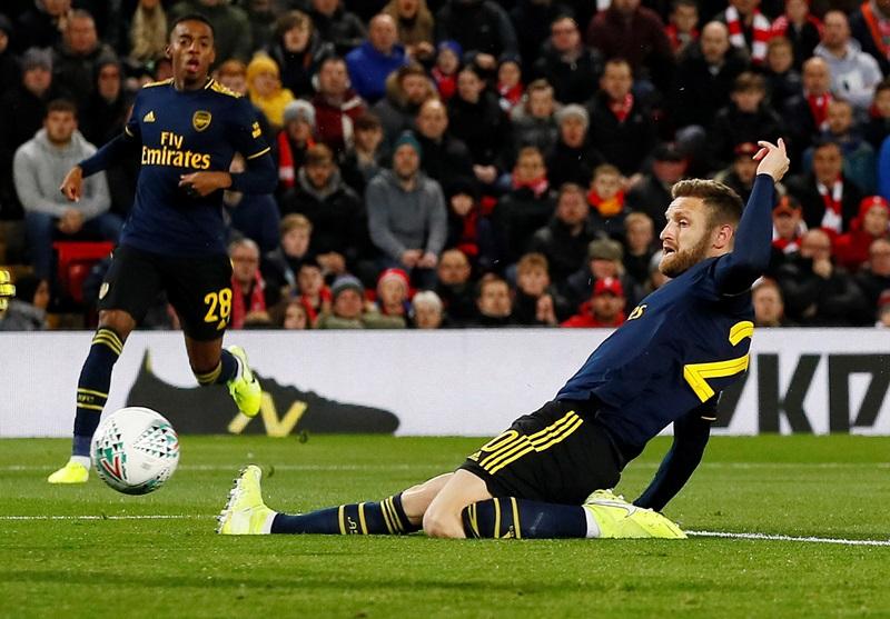 Thua Liverpool, Arsenal còn phải đối diện với một nỗi lo lớn hơn - Bóng Đá