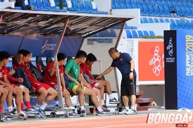 Quang Hải trở lại, thầy Park làm 1 hành động với Bùi Tiến Dũng - Bóng Đá
