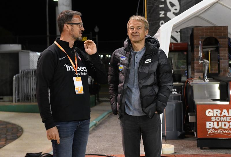 Kế hoạch mới của Klinsmann - Bóng Đá