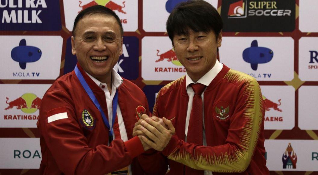 Shin Tae-yong có quá tự tin khi hứa vô địch AFF Cup 2020? - Bóng Đá
