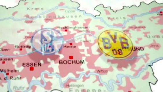 Derby vùng Ruhr - trận đấu được mong chờ ở Bundesliga - Bóng Đá