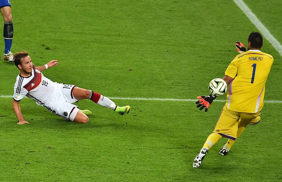 Sự nghiệp Goetze lụi tàn sau bàn thắng World Cup 2014 - Bóng Đá