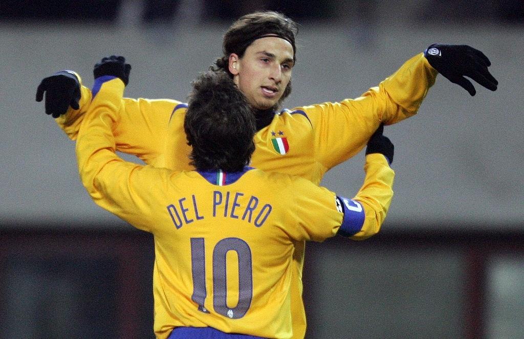 Ibrahimovic - từ cú đấm đồng đội tới mũi nhọn của Juventus - Bóng Đá