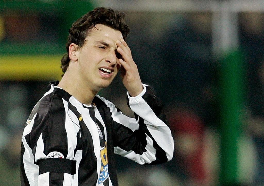 Ibrahimovic ruồng bỏ Juventus vì vụ bê bối Calciopoli - Bóng Đá