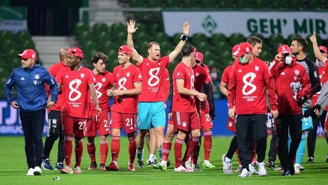 Sự thống trị của Bayern trở thành nỗi nhức nhối với Bundesliga - Bóng Đá