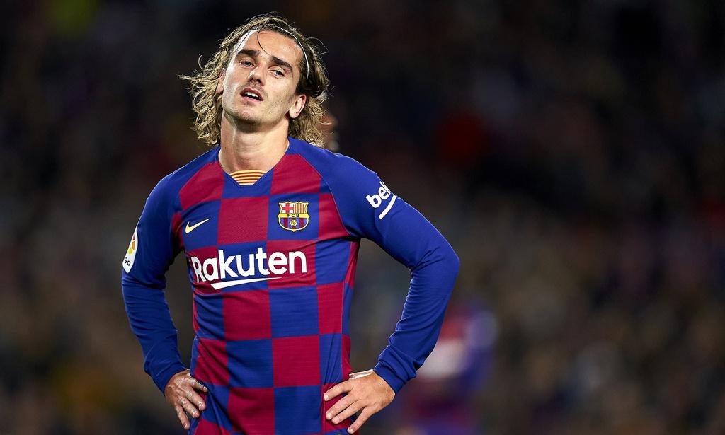 Vì sao Griezmann đang chết mòn ở Barca? - Bóng Đá