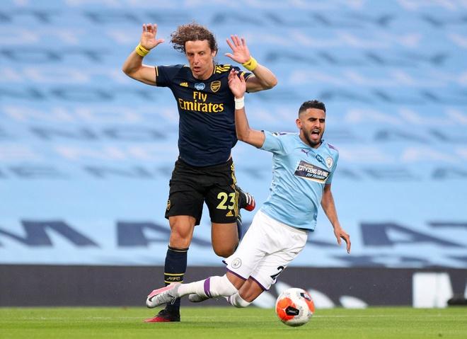 Giữ David Luiz, HLV Arteta dễ tự biến mình thành trò hề