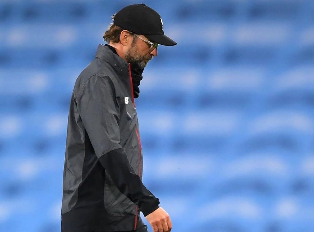 Thua đậm Man City là lời cảnh báo với Liverpool - Bóng Đá