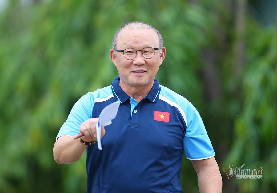 U22 Việt Nam nhiều vấn đề, sao thầy Park vẫn gật gù? - Bóng Đá