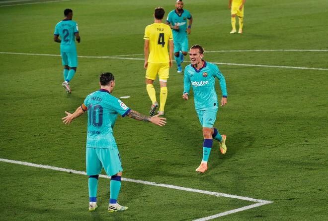 Griezmann và bước ngoặt có thể cứu rỗi sự nghiệp ở Barca - Bóng Đá