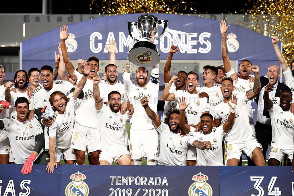 Real vô địch La Liga: Nghệ thuật chiến thắng của Zidane - Bóng Đá
