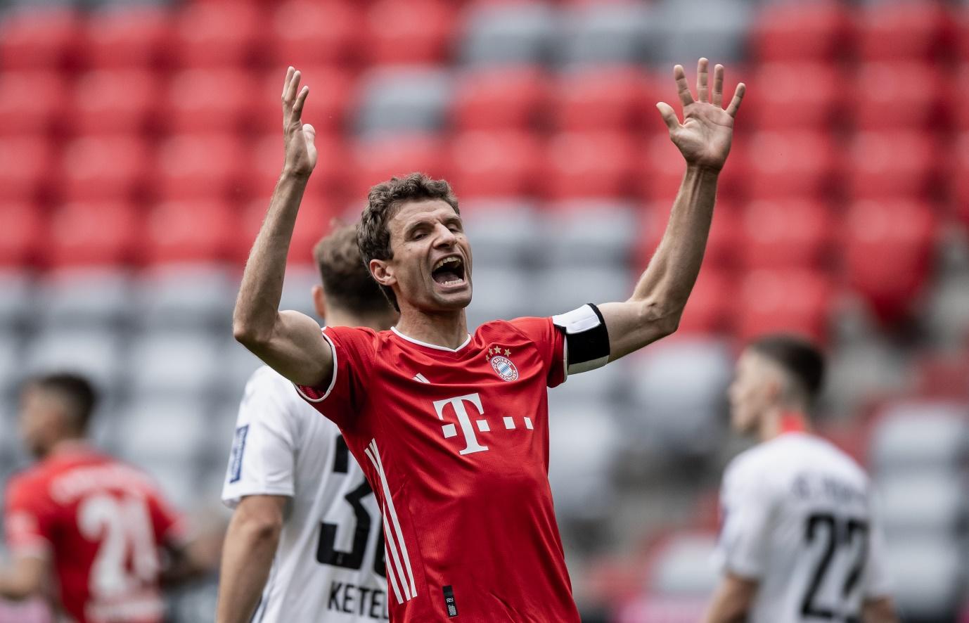Chờ đợi cú ăn ba vĩ đại của Bayern - Bóng Đá