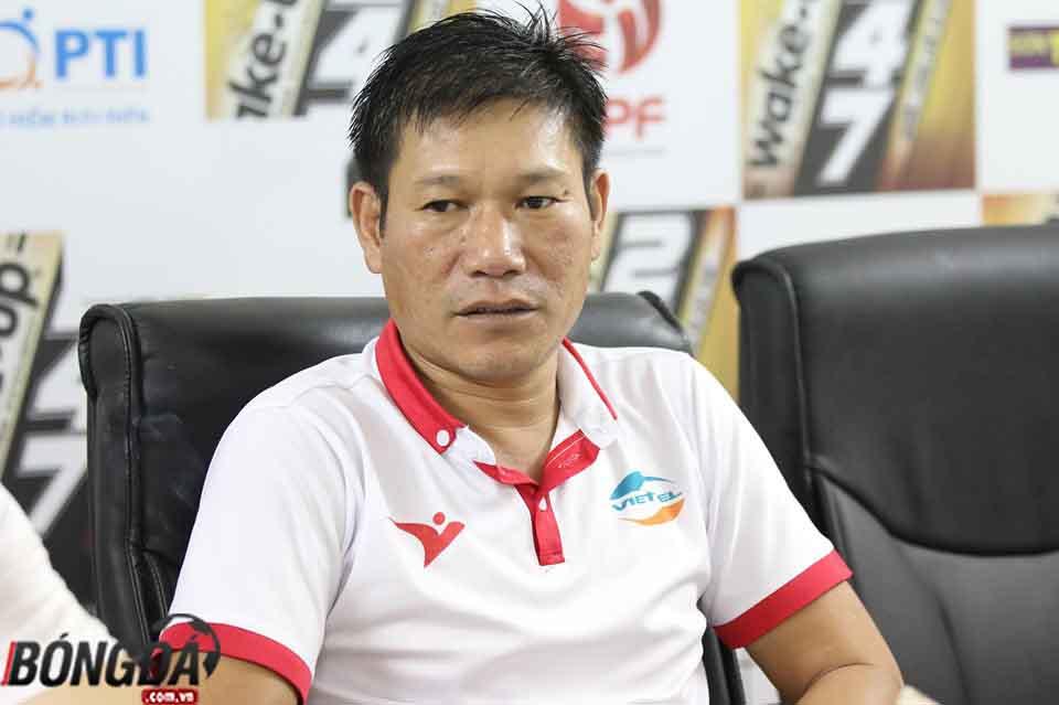 HLV Nguyễn Hải Biên đánh giá gì về các
