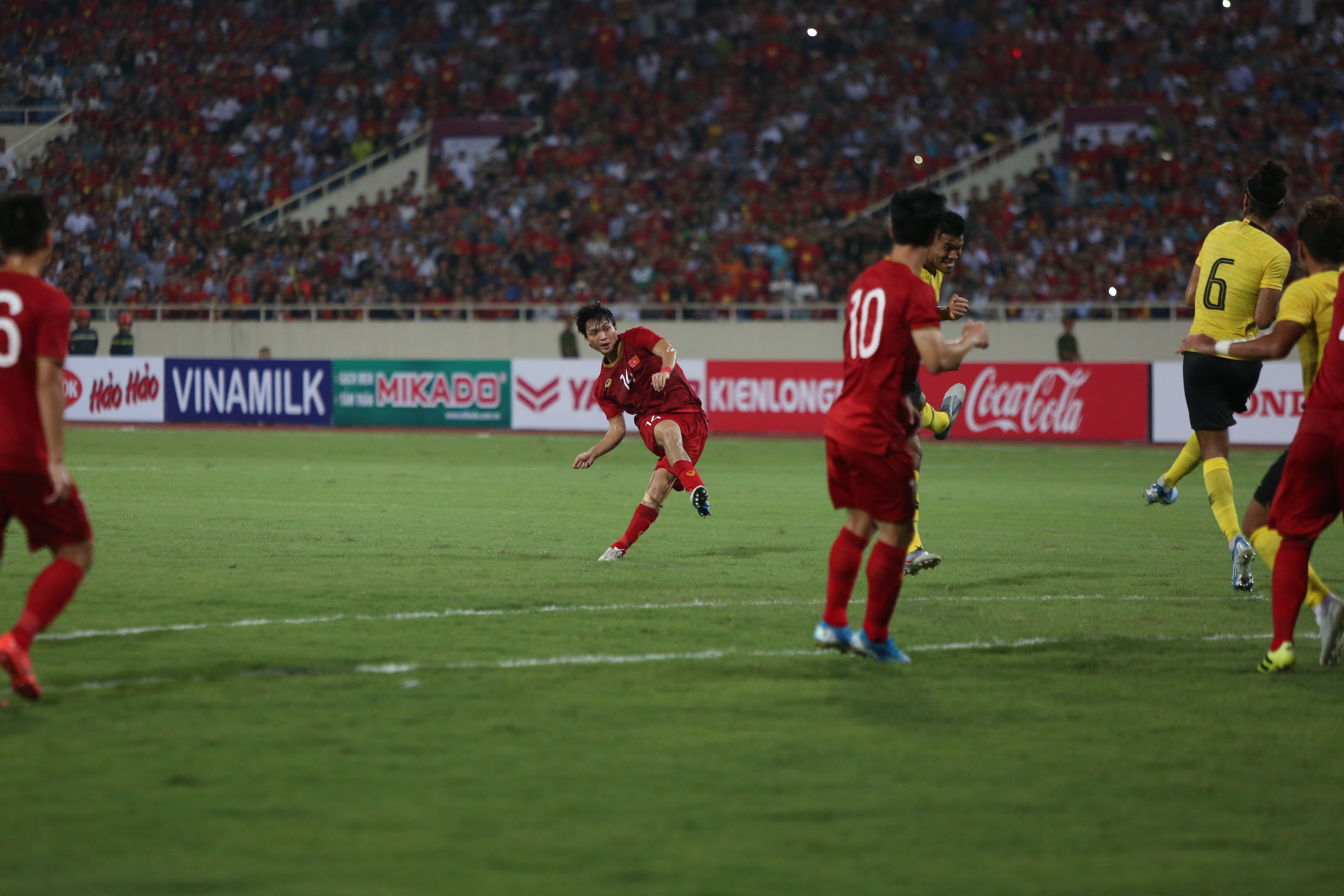 HLV Park Hang-seo chốt danh sách 23 cầu thủ cho trận đấu với ĐT Indonesia - Bóng Đá